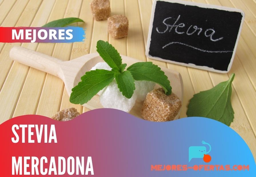 stevia mercadona